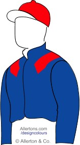 Racing colours for Mr Ken Snell